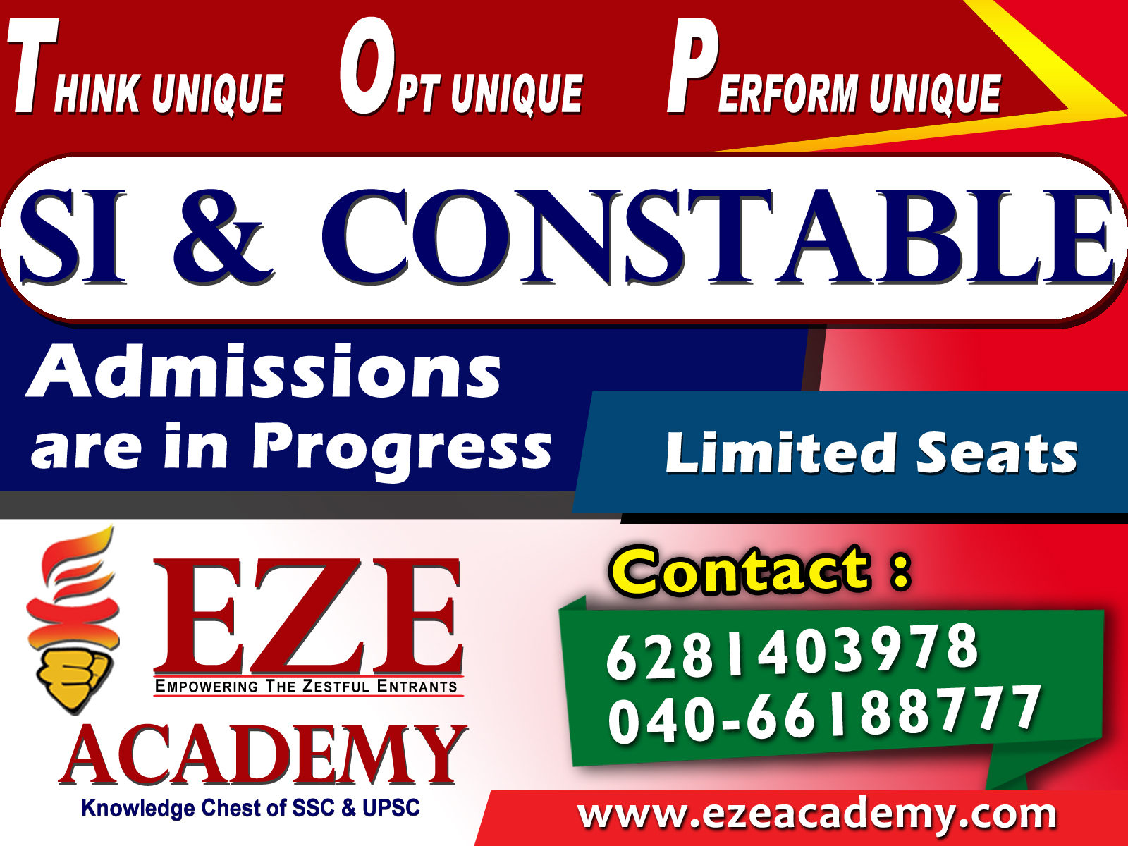 best si constable coaching center in Hyderabad