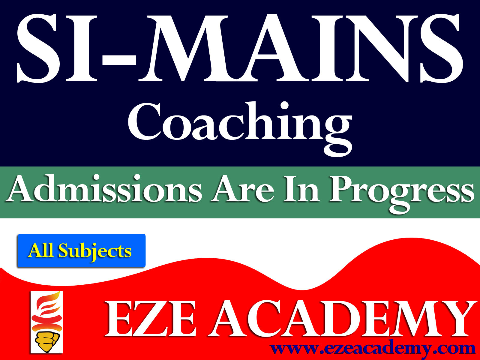 si mains coaching in hyderabad telangana