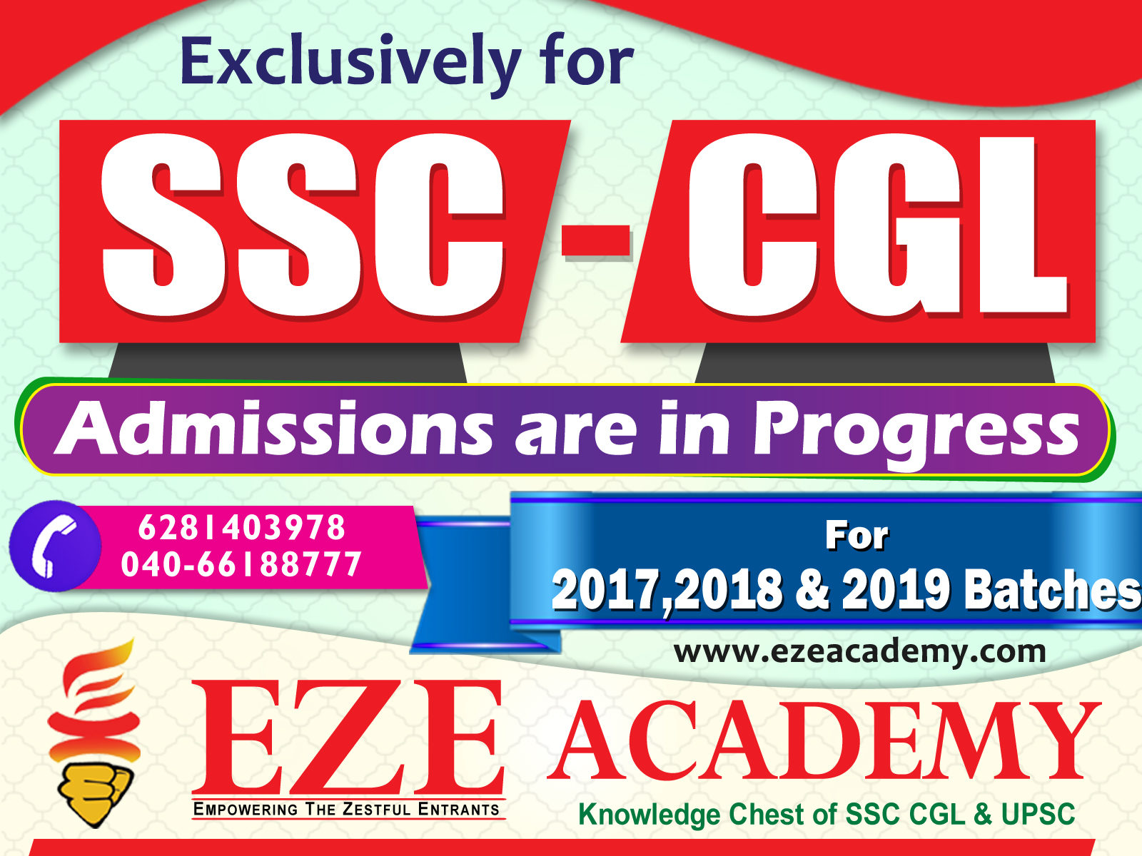 SSC CGL COACHING EZE ACADEMY