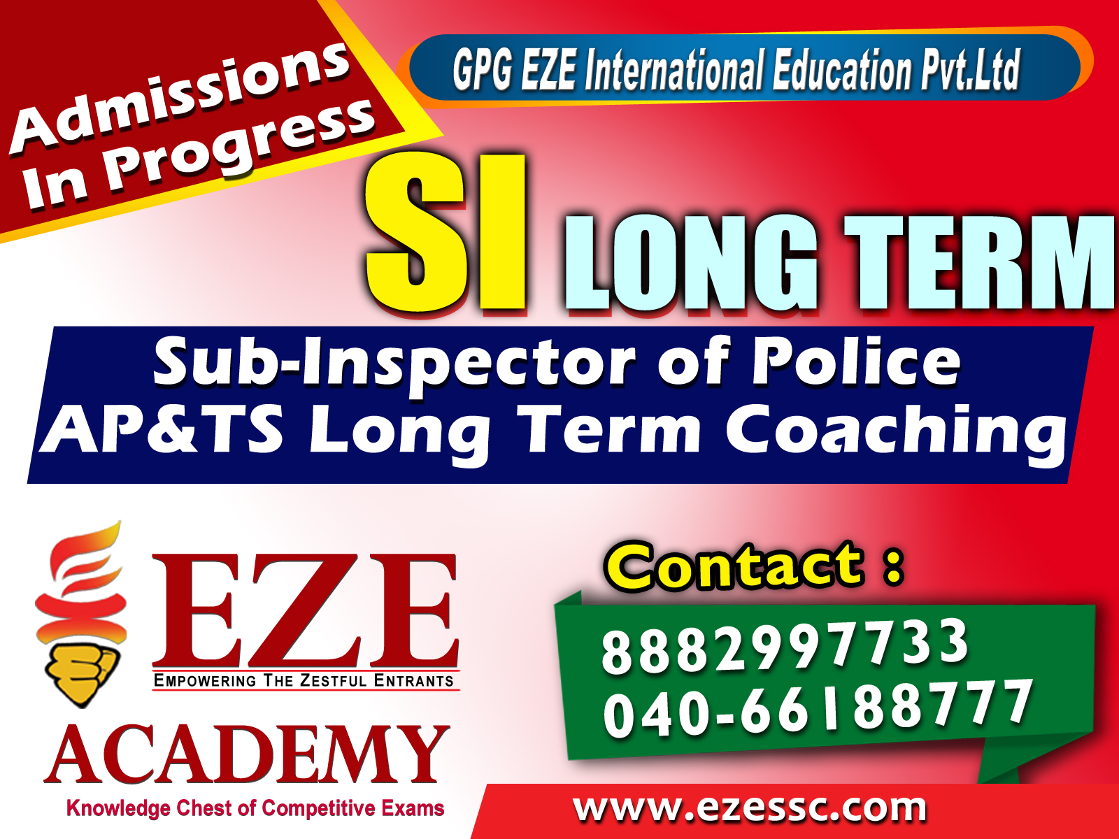 si long term coaching in hyderabad