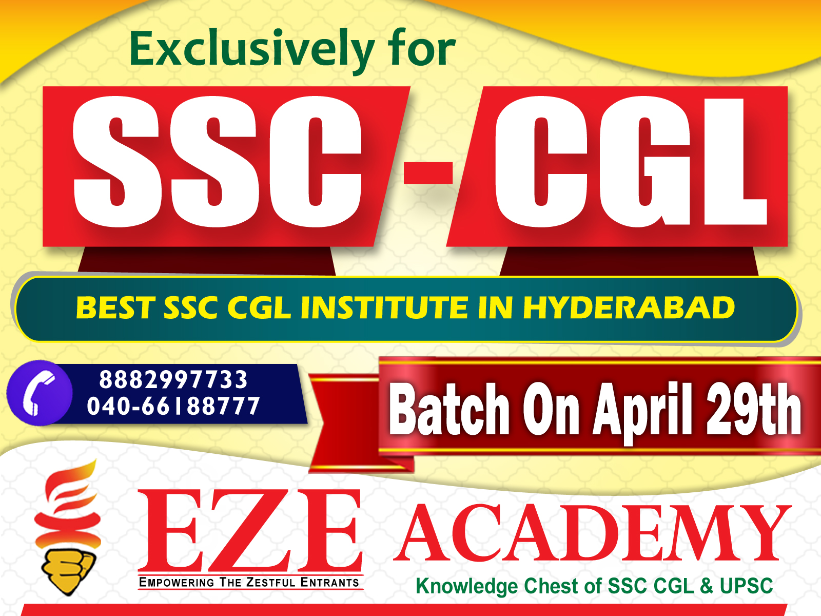 cgl coaching in hyderabad