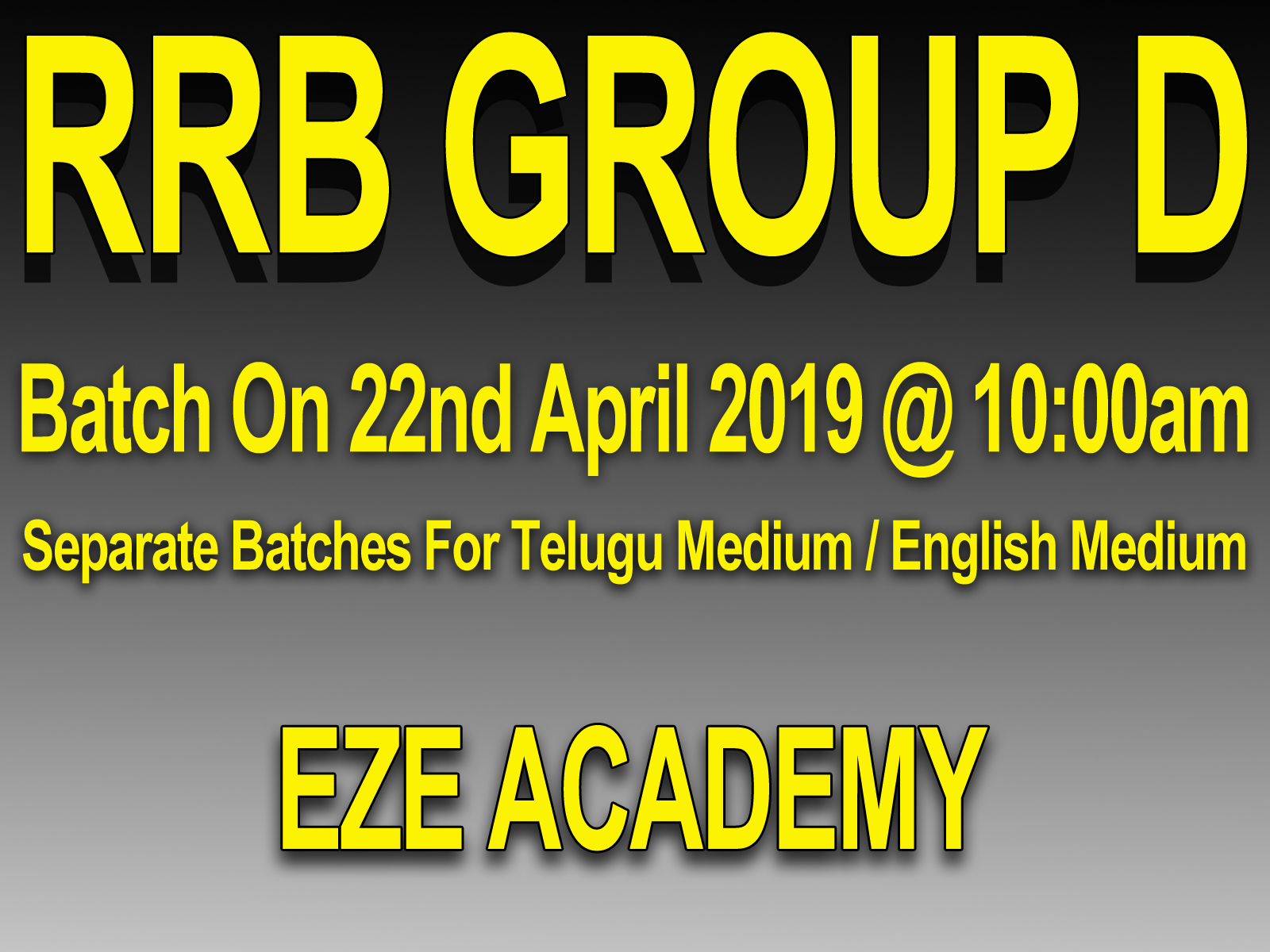 rrb group d coaching institutes in hyderabad top rrb group d institute