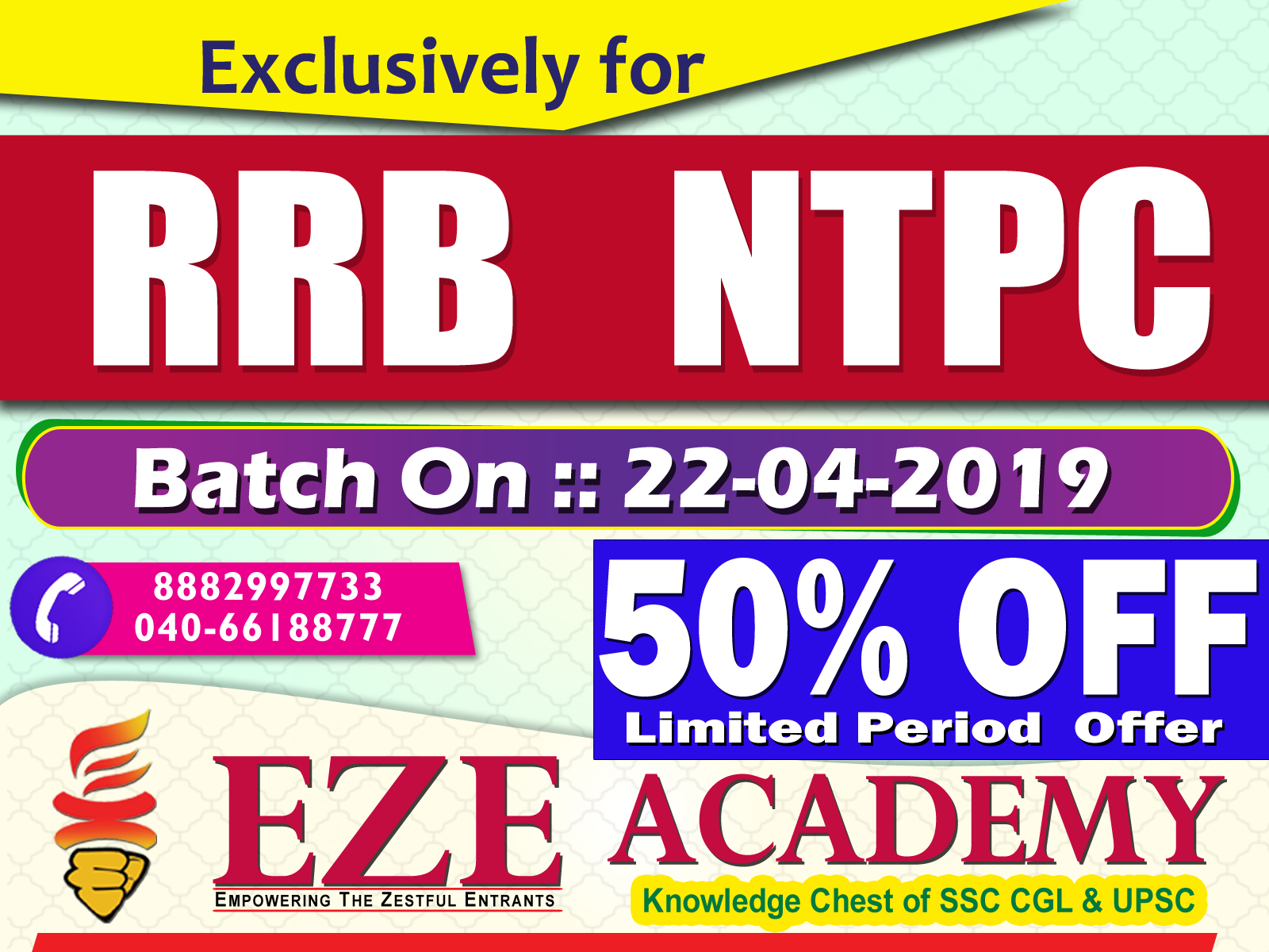rrb ntpc coaching centers in hyderabad ashok nagar