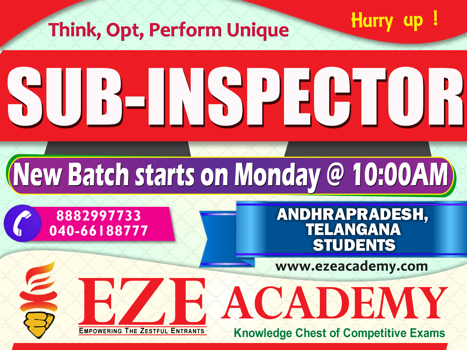 SI COACHING CENTER IN HYDERABAD DILSUKHNAGAR