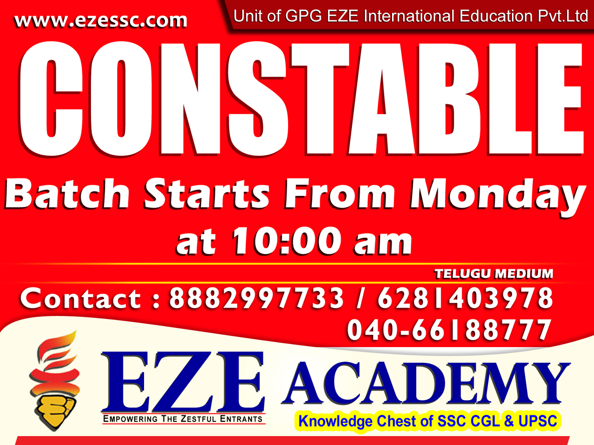 constable coaching centers in dilsukhnagar hyderabad