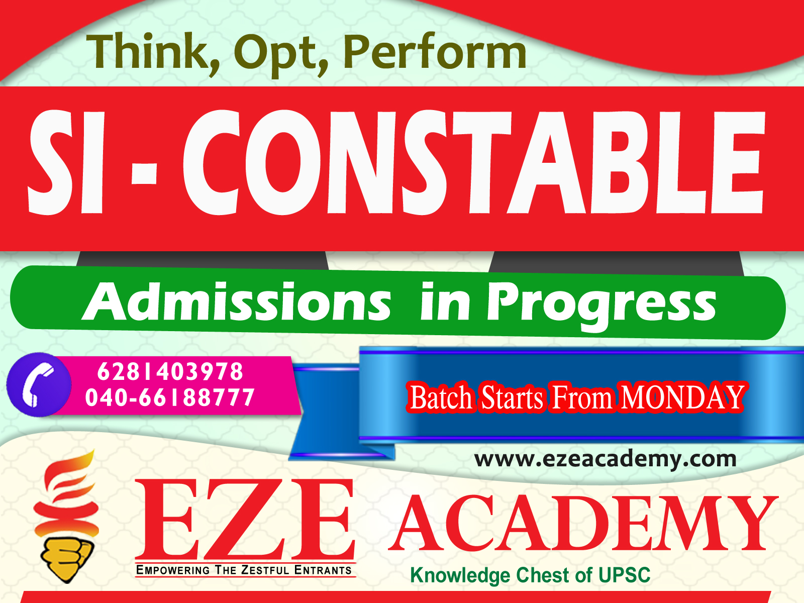 si constable coaching in hyderabad